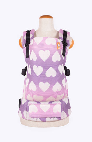 Baby Tula Full Toddler WC - Tula Love Grape Fizz
