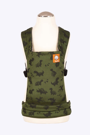 Dino Peer - Half Wrap Conversion Tula Mini Doll Carrier