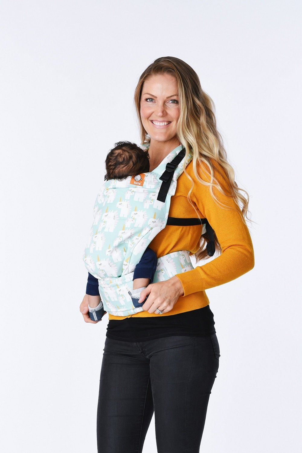 Unisaurus - Tula Standard Carrier Ergonomic Baby Carrier | Baby Tula