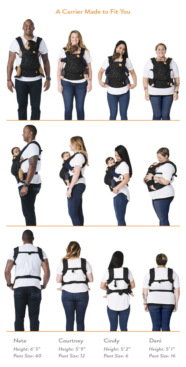 Coast Honor Camo - Tula Explore Baby Carrier