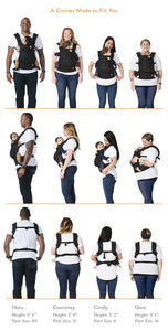 Slumber - Tula Explore Baby Carrier Explore