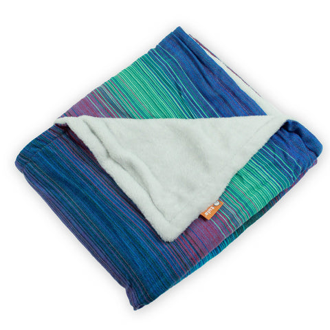 Girasol Geneva Azul Pacifico - Tula Heirloom Blanket