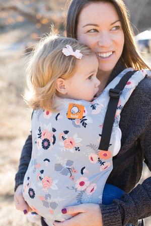 Wallflower - Tula Free-to-Grow Baby Carrier Free-to-Grow | Baby Tula
