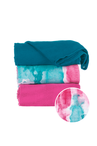 Watercolor - Tula Baby Blanket Set Blanket Set | Baby Tula