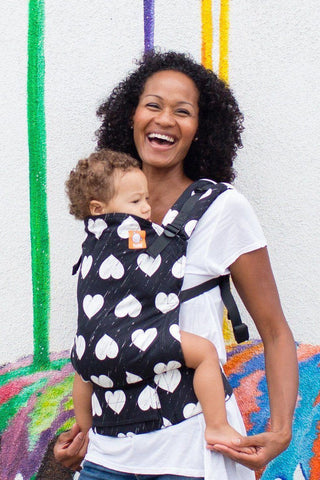 Wild Hearts - Tula Baby Carrier Ergonomic Baby Carrier - Baby Tula