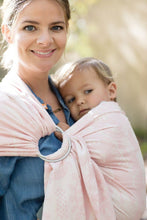 Woodland Rose - Cotton Ring Sling