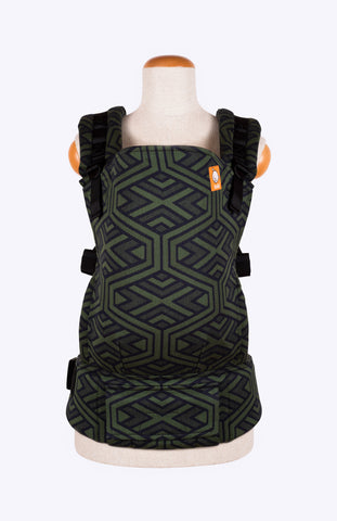Woven Wings Midnight in Bryant Park - Tula Signature Baby Carrier