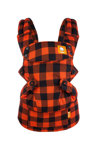 Lumberjack - Tula Explore Baby Carrier FRSB EXP | Baby Tula