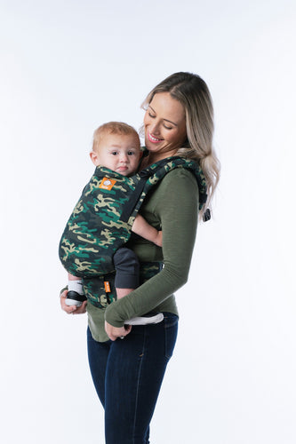 Bravo - Tula Toddler Carrier