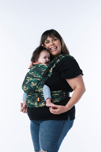 Bravo - Tula Free-to-Grow Baby Carrier