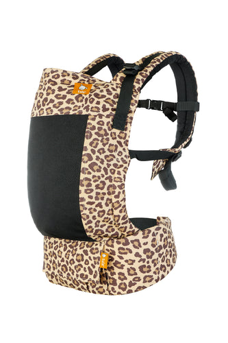 Coast Leopard - Tula Free-to-Grow Baby Carrier