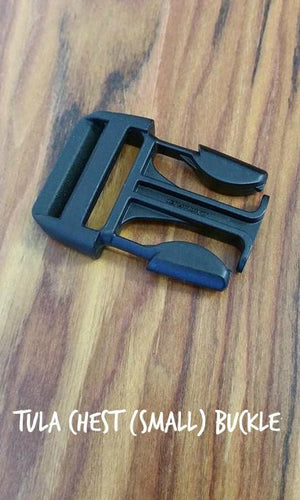 Replacement Tula Chest (Small) Buckle Accessories