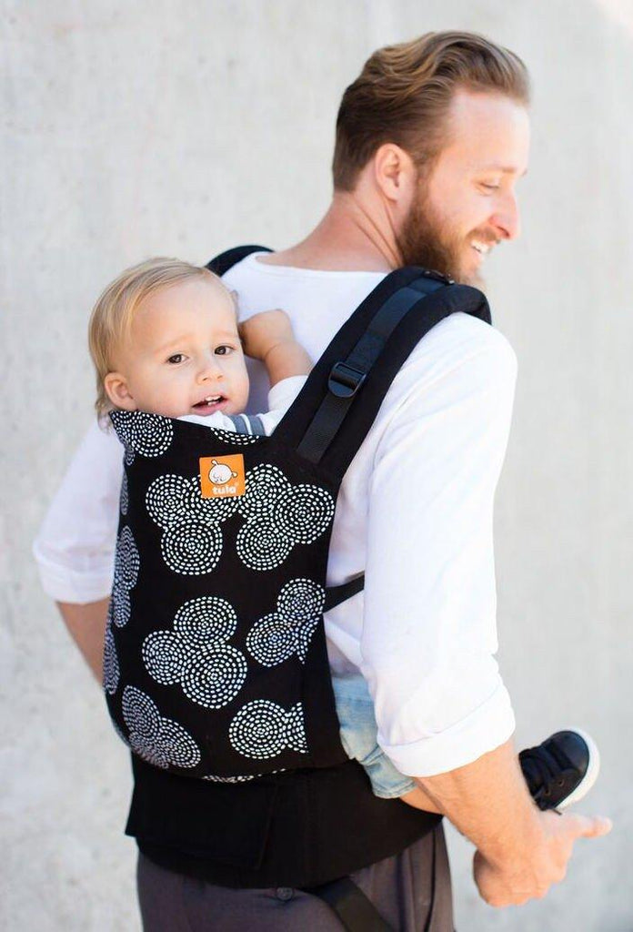 Baby Tula — Ergonomic Tula Baby Carrier - Concentric