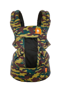Coast Courage Camo - Tula Explore Baby Carrier Explore Coast