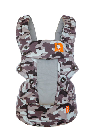 Coast Grit Camo - Tula Explore Baby Carrier