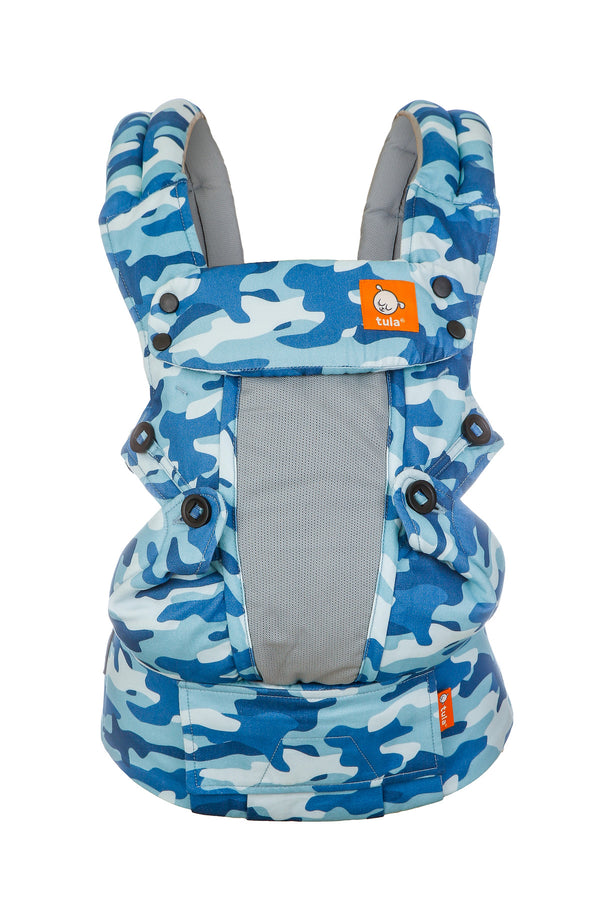 Coast Honor Camo - Tula Explore Baby Carrier Explore Coast