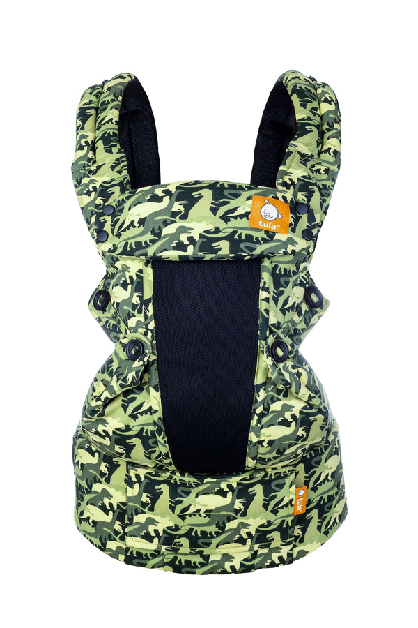 Coast Camosaur - Tula Explore Baby Carrier Explore Coast