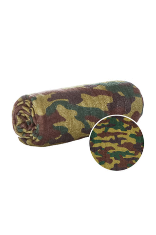 Courage Camo - Tula Cuddle Me Blanket Cuddle Me