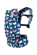 Flies With Butterflies - Tula Free-to-Grow Baby Carrier Free-to-Grow
