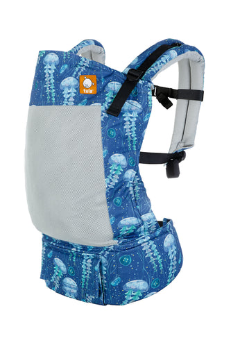 Coast Who's Jelly Now - Tula Toddler Carrier Toddler Coast