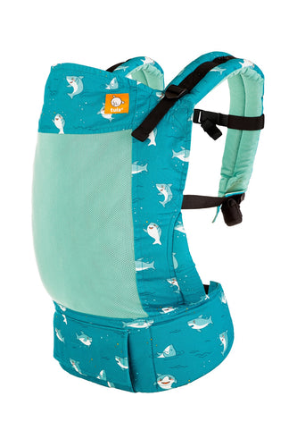 Coast Baby Shark - Tula Toddler Carrier