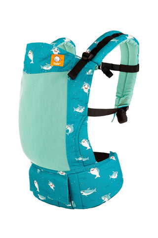 Coast Baby Shark - Tula Standard Carrier