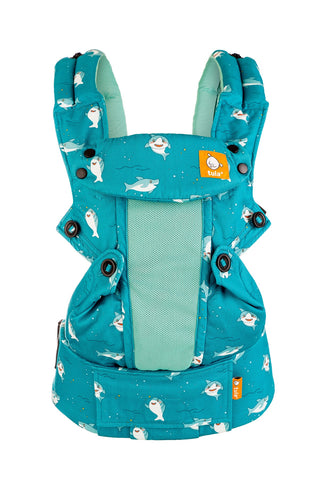 Coast Baby Shark - Tula Explore Baby Carrier Explore Coast
