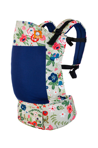 Coast Rosy Posy - Tula Toddler Carrier Toddler Coast