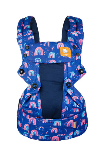 Coast Rainbow Dust - Tula Explore Baby Carrier