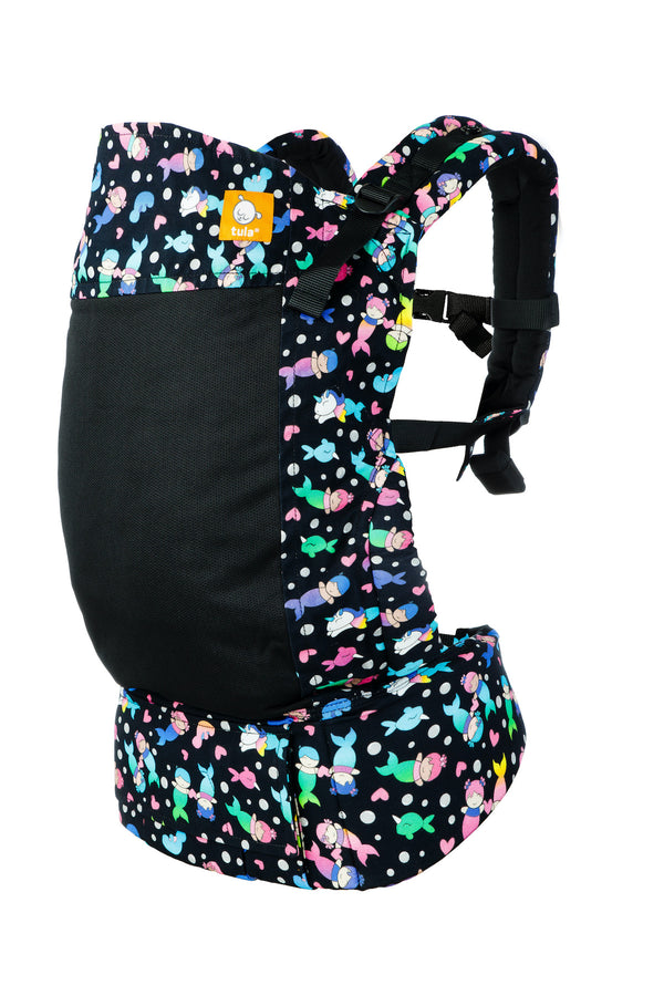 Coast Fin-flourescence - Tula Toddler Carrier Toddler Coast