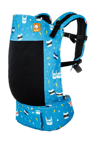Coast Critter Squad - Tula Toddler Carrier