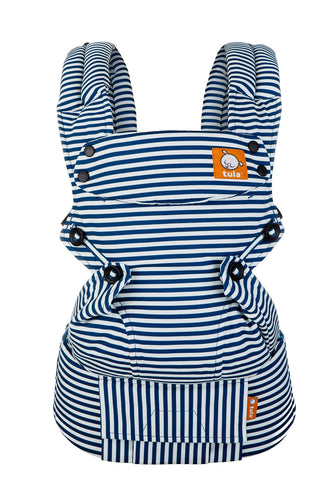 Navy Stripes - Tula Explore Baby Carrier