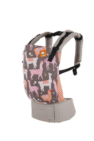 Alpaca Love - Tula Baby Carrier