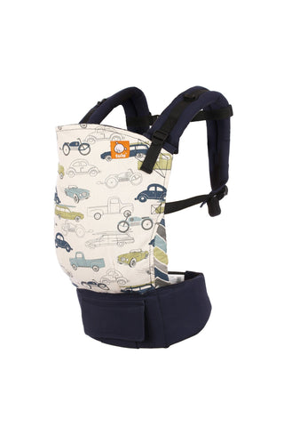 Slow Ride - Tula Standard Carrier Ergonomic Baby Carrier | Baby Tula