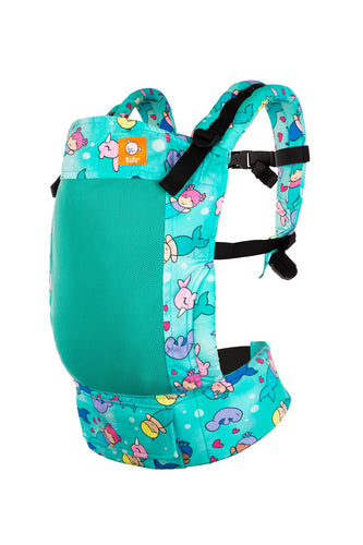Coast Mer Friends Forever - Tula Toddler Carrier