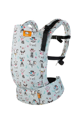 Baby Safari - Tula Free-to-Grow Baby Carrier FRSB FTG | Baby Tula