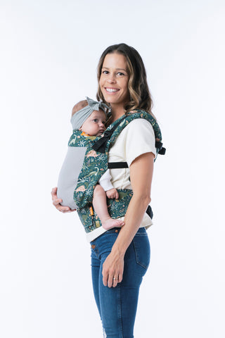 Ergonomic Baby Carriers Baby Tula