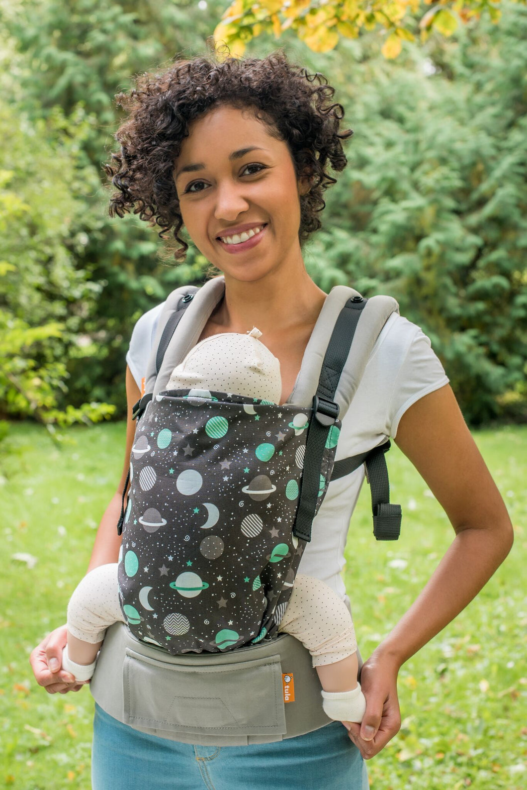 To the Moon & Back - Tula Free-to-Grow Carrier