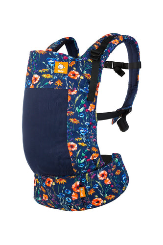 Coast Vintage - Tula Free-to-Grow Baby Carrier Free-to-Grow Coast