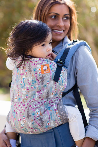 Toddler Forest House - Tula Toddler Carrier - Baby Tula - 1