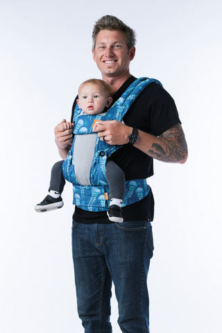 Coast Who's Jelly Now - Tula Explore Baby Carrier