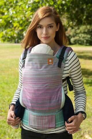 Wrap Conversion Full Toddler WC Carrier - Theia - Baby Tula