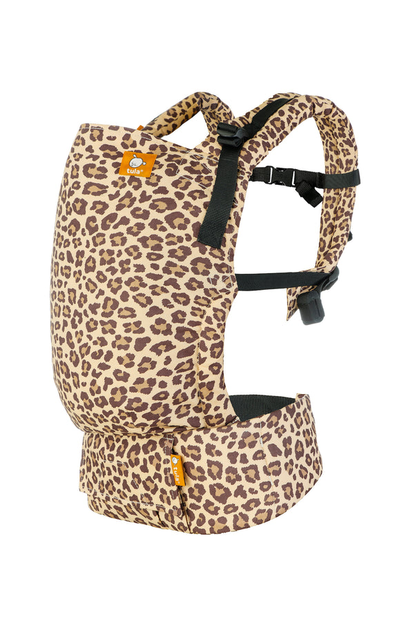 Leopard - Tula Free-to-Grow Baby Carrier