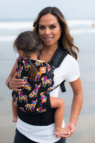 Puppy Love - Tula Baby Carrier Ergonomic Baby Carrier - Baby Tula