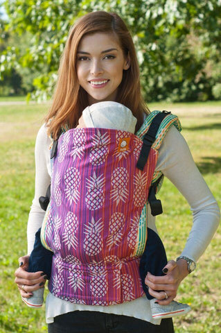 Full Standard WC Carrier - Ananas Athena Wrap Conversion - Baby Tula