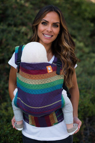 Full Toddler WC Carrier - Imagine Moonlight Wrap Conversion - Baby Tula