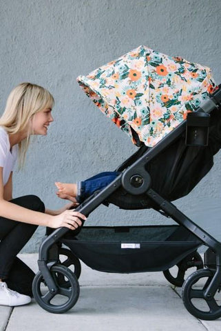 Ergobaby X Tula 180 Reversible Stroller  Marigold (Limited Edition)