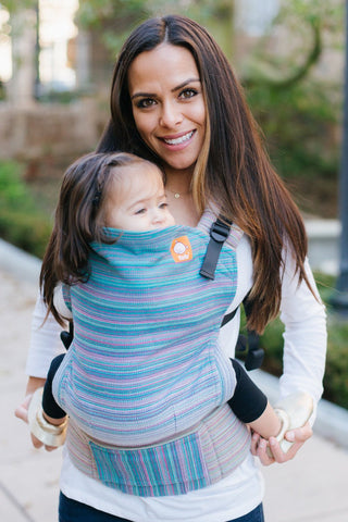 Half Toddler WC Carrier - Heartstring Alyeska Wrap Conversion - Baby Tula