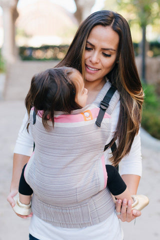 Half Standard WC Carrier - Uppywear Sway Wrap Conversion - Baby Tula