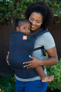 Indigo - Tula Standard Carrier Ergonomic Baby Carrier | Baby Tula